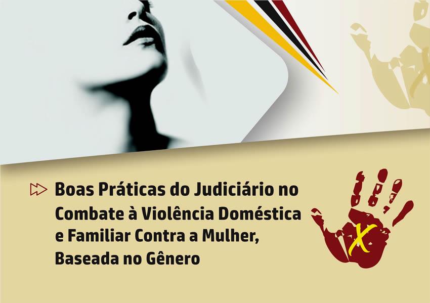Boas Práticas do Judiciário no Combate à Violência Doméstica e Familiar contra a Mulher Baseada no VDG